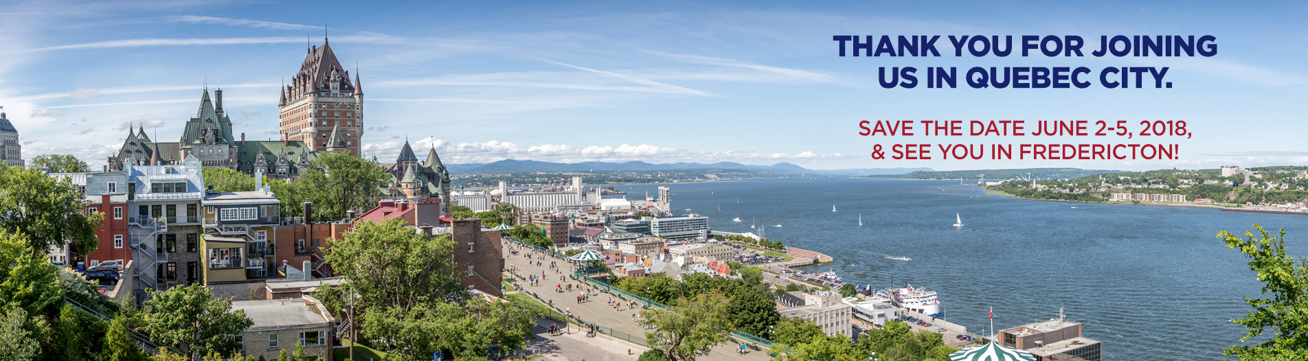Canadian Pharmacists Conference 2017 - June 2-5 Quebec City