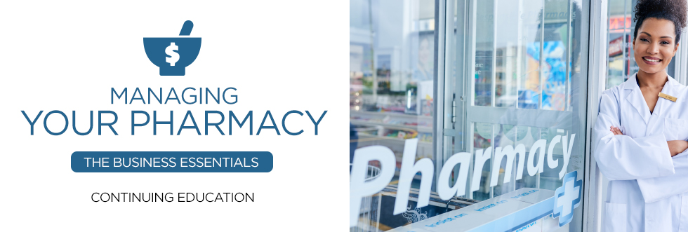 Managing Your Pharmacy- Website Banner