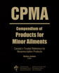 Image of the cover of Compendium of Products for Minor Ailments